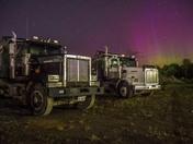 Work Trucks at Rest