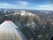 Sacred fire - Sierra City