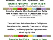 A Special Quilt & Craft Fair
