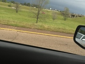 Highway 18 headed towards Crossgates