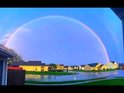 Beautiful Rainbow Trenton Ohio