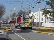 Old orchard beach Fire