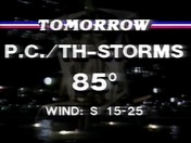 KOCO 5 Alive News 10PM - May 5 1986