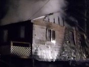 House destroyed by Fire In Barrington