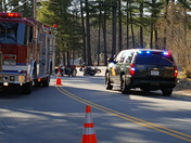 Motorcycle accident Brookline nh