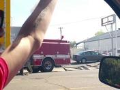 FirE of 47th & Stockton