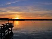 Orr's Island Sunset