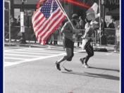 Inspirational marathon pic
