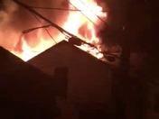 Fire in south side
