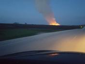 Wright County Control Burn