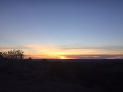 Gallup NM sunset