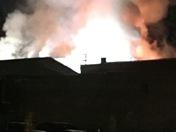 Fire in Jeannette