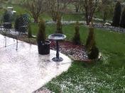 Hail in Jackson, WI