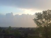 Grain Valley MO Cool Cloud