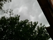Sky in Independence at 0945
