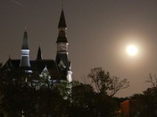 Full Moon Over Parkville