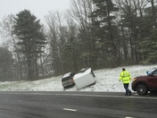 Accident on mile 53