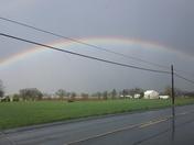 Rainbow in Mount Joy