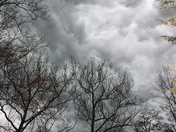 Eerie Clouds