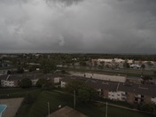 Aerial Drone view back of storms 4-27-16 @ 3:45 pm