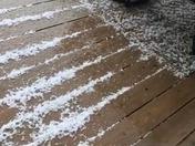 Hail in Millard