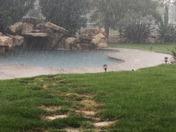 Oakdale hail