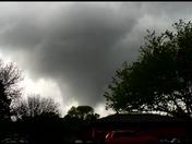 Omaha tornado video. 4-27-16.