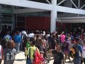 Edgewater high school chaos