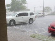 Hail at Cooper Clinic