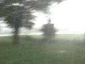 Rain in Kernersville
