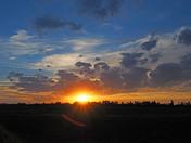 Belton Hill Sunset