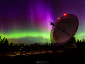 Algonquin Radio Observatory STORM ACTIVE