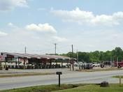 Car Fire at Anderson Jockey Lot and Farmer's Market