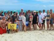 Punta Cana, March 25, 2016, Terrible Towel Photo