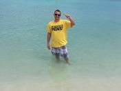 sunny weather in Aruba!! LGP!