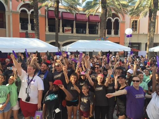 Best Buddies Palm Beach Friendship Walk