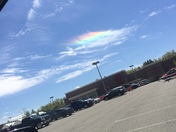 Cloud rainbows