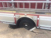 Fire Truck in a Deep Hole!!!