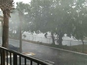 Storm in Kissimmee
