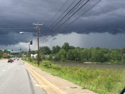 Storms a coming!