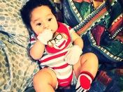 Our precious little boy