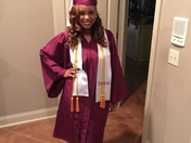 Terry High School 2016 Graduate