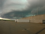 Kansas City Airport Tornado Pics