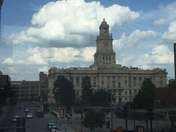 Des Moines Courthouse on a beautiful day!