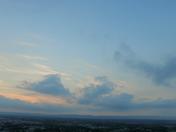 Nice evenings above Harrisburg