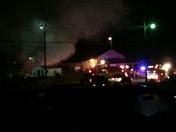 King, NC 5am Fire