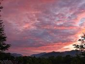 Amazing Tuesday Sunrise!
