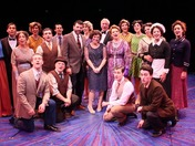 FUNNY GIRL - North Shore Music Theatre WAKE UP CALL