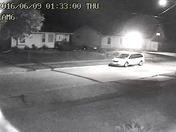 security cam capture of fire 618 east dunham Thurs 6/9/2016 1:40 am