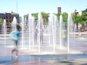 Fun at Washington Park
